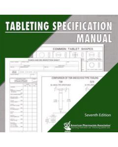 Image of the Tableting Specification Manual